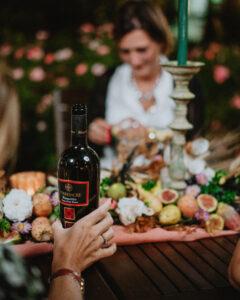 Temperatura di servizio del vino